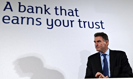 Royal Bank of Scotland chief executive Ross McEwan